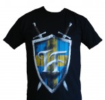 "Hammerfall ""Swedish Steel"" T-Shirt"
