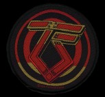 "Twisted Sister ""Logo"" Patch"